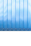 Window vertical fabric blinds. Royalty Free Stock Image