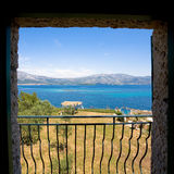 Window view Stock Images