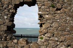 Window View Stock Photo
