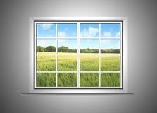 A window view Stock Photo