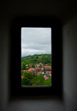 Window view Royalty Free Stock Image