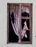 Window Views around Otrobanda Royalty Free Stock Photos