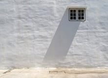 Window and Wall Stock Image
