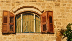 Window in Jaffa Stock Photos