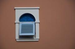 Window and wall Barbados Stock Photo