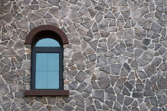 A window on a wall Stock Photography