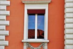 Window, Wall, Facade, Brick Stock Image