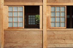 Window and wall Stock Images