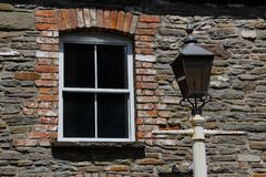Window, Wall, Stone Wall, Brickwork stock photography