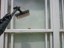 Window washing Stock Images