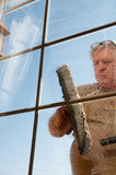 Window washwer Royalty Free Stock Photos