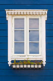 Window in white Royalty Free Stock Images