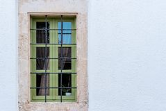Free Window With Bars Royalty Free Stock Image - 107612436