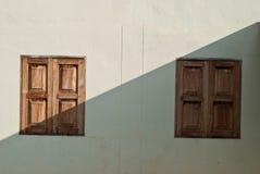 Window wood Stock Image