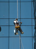 Windowclean Stock Fotografie