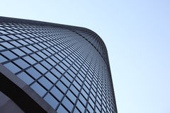 windowed的摩天大楼高 免版税图库摄影