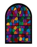 windowmosaic Стоковые Фотографии RF