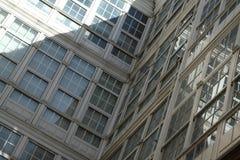Windows反映 免版税图库摄影
