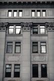 Windows和石头 图库摄影