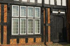 Windows à loger dans Midhurst, le Sussex, Angleterre images stock