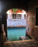 Windows à Venise image libre de droits