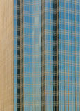 Windows γραφείων κτηρίων Στοκ εικόνα με δικαίωμα ελεύθερης χρήσης