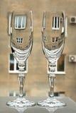Windows γυαλιών Στοκ Φωτογραφία