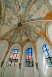 Windows εκκλησιών Στοκ Φωτογραφίες