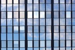 Windows καθρεφτών Στοκ Εικόνες