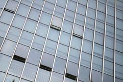 Windows ουρανοξυστών Στοκ εικόνα με δικαίωμα ελεύθερης χρήσης