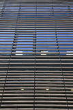 Windows ουρανοξυστών Στοκ Φωτογραφίες