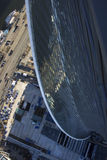 Windows ουρανοξυστών Στοκ φωτογραφίες με δικαίωμα ελεύθερης χρήσης