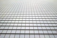 Windows ουρανοξυστών Στοκ Εικόνα