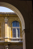 Windows στη Ρώμη στοκ εικόνες