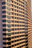 Windows τοίχων εμπορικών κέντρων οικοδόμησης ανασκόπησης Στοκ εικόνα με δικαίωμα ελεύθερης χρήσης