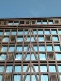 Windows τοίχων Στοκ Εικόνες