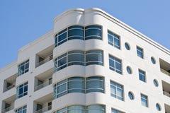 Windows του Art Deco Στοκ Φωτογραφία
