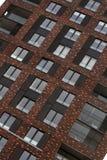 Windows жилого дома Стоковые Фото