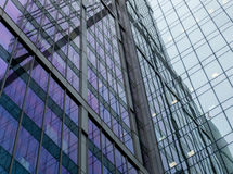 Windows здания дела небоскреба корпоративного Стоковое фото RF