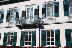 Windows и балконы Стоковые Изображения RF