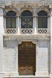 Windows и дверь Стоковое Изображение