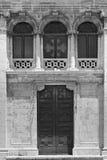Windows и дверь Стоковое Изображение RF