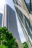 Windows офисного здания небоскреба Стоковая Фотография RF
