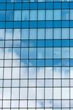 Windows офисного здания Стоковое фото RF