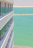 Windows с взглядом моря Стоковые Изображения RF