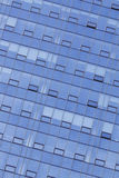 Windows. Building with a lot of windows Royalty Free Stock Photo