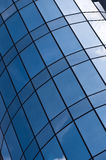 Windows. Modern architecture detail, modern office building Stock Image