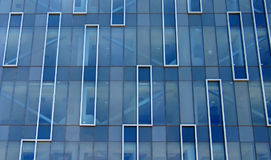 Windows. Building Royalty Free Stock Image