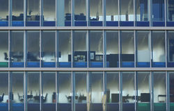 Windows Fotografia Stock