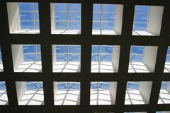 Windows. Images libres de droits